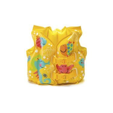 Imagem de Colete Inflável Infantil Peixinhos
