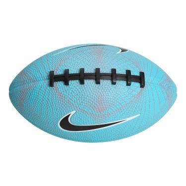 Mini Bola de Futebol Americano 500 4.0 Fb 5 Nike Pequeno Azul