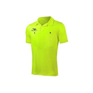 Camisa de Árbitro Penalty VI - 312161 - Amarela Citrico