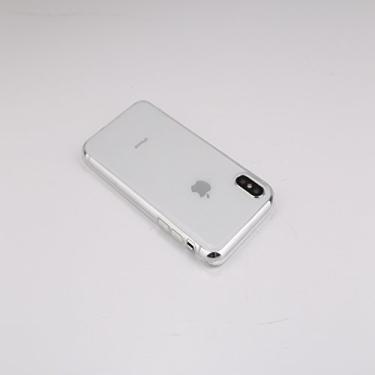 Capa transparente para iPhone 8   Capa para celular 100% transparente   fina e resistente   Adequada para iPhone 7