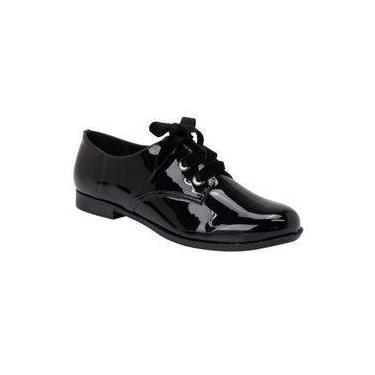 Sapato Oxford Feminino Casual Via Marte 19-5301