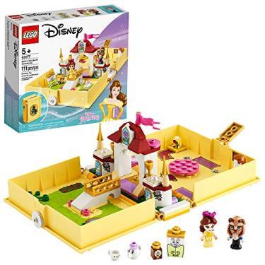 Imagem de Lego DISNEY PRINCESS Aventuras do Livro de Contos da Bela 43177
