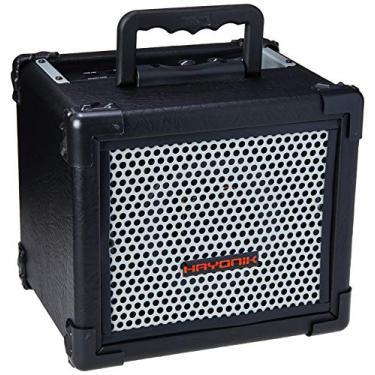 Caixa Multiuso Hayonik Iron 80 Bluetooth 1 Porta USB, Preto