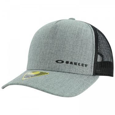 Boné Aba Curva Oakley Chalten Cap - Snapback - Trucker - Adulto Oakley Masculino