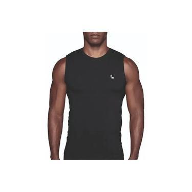 Camiseta Regata Lupo Térmica De Compressão Sem Costura 70030-001