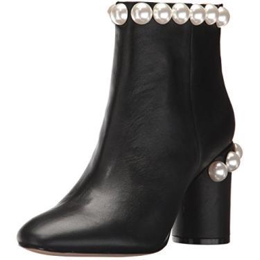 Katy Perry bota feminina The Opearl no tornozelo