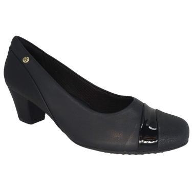 Sapato Feminino Adulto Salto Médio Piccadilly Ref. 111084