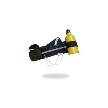 Porta Celular Pochete Cinta Fitness Corrida Objetos Slim Bolsa Cinto Hidratação Com Porta Garrafa Pochete Squezze Agua
