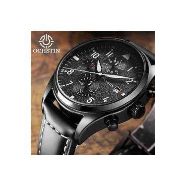 9a09c1f19ab Relógio de Pulso Analógico Cronômetro Americanas