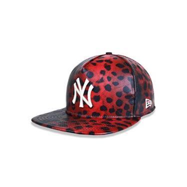 BONE 5950 A-FRAME NEW YORK YANKEES MLB ABA RETA VINHO NEW ERA 7b36025b406ad