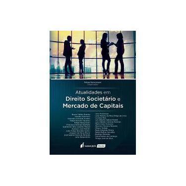 Atualidades em Direito Societário e Mercado de Capitais - Felipe Hanszmann - 9788584408337