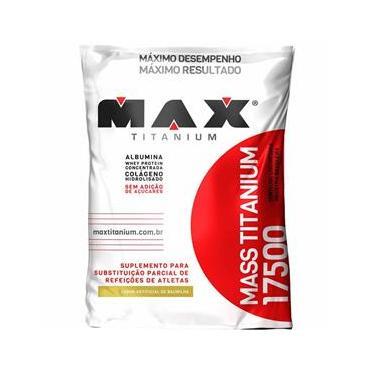 Hipercalórico Mass Titanium 17500 - Max Titanium