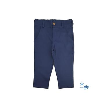 Calça Infantil Esporte Fino Azul Marinho Menino Índigo Trend