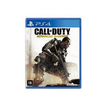 Game Call Of Duty Advanced Warfare - PS4