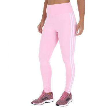 Calça Legging adidas D2M 3S HR LT - Feminina adidas Feminino