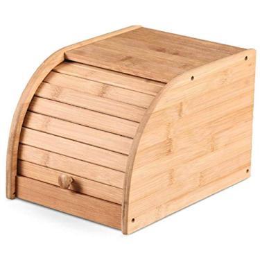 Imagem de Yoi 810900204 Tyft - Porta Pao Bambu Pequeno