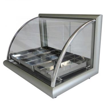 Imagem de Estufa Para Salgados 3 Bandejas Aluminio
