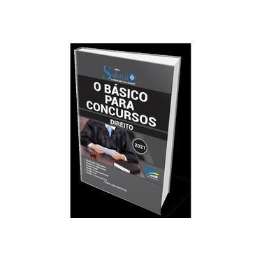 Imagem de Apostila O Básico para Concursos - Direito