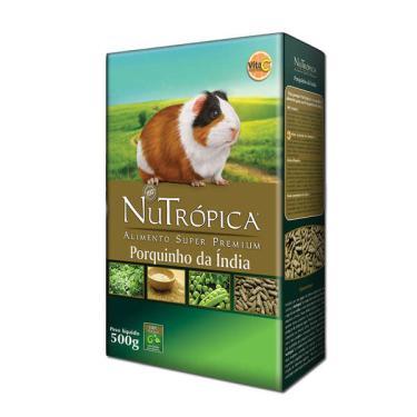 Ração Nutrópica para Porquinho da Índia - 500 g