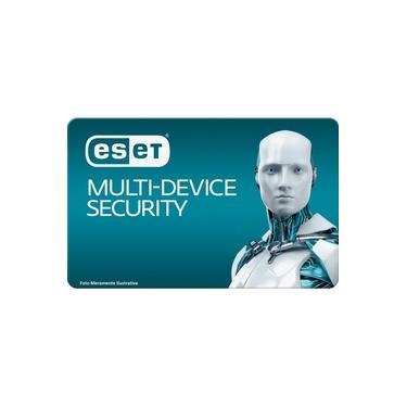 ESET Antivirus Multi-Device Security Pack 03 Licenças - 1 Ano ESD