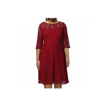 Vestido Noite Renda Evangelica Plus Size Casamento Festa