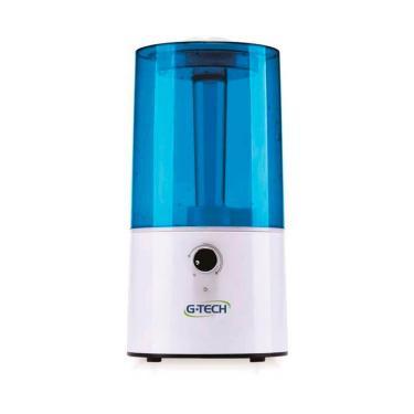 Imagem de Umidificador de Ar Ultrassônico G-Tech Allergy Free HM 3 Litros Bivolt com 1 unidade 1 unidade