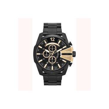 6de70829b43a3 Relógio de Pulso Masculino Aço Resistente a àgua Cronógrafo Submarino    Joalheria   Comparar preço de Relógio de Pulso - Zoom