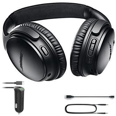 Imagem de Bose QuietComfort 35 II (QC35 II) Headphones Black