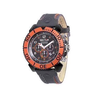 8fb604d35bf Relógio Masculino Analógico Sector WS30269J - Preto
