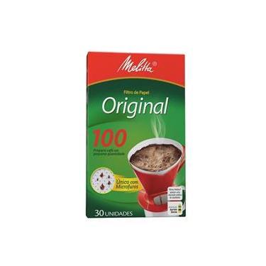 Filtro de Papel 100 Melitta