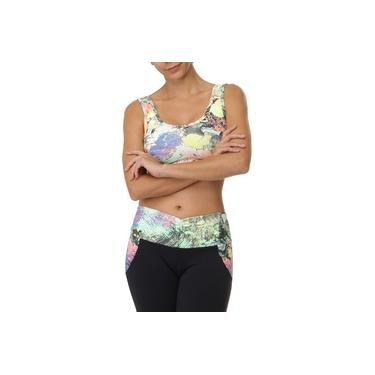 Top Esportivo Sawary Fitness Cropped