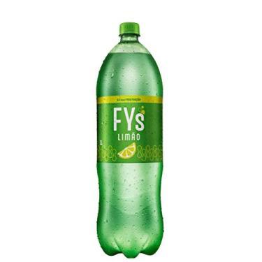 Refrigerante FYs Limão Pet 2L