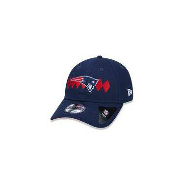 Bone 920 New England Patriots Nfl Aba Curva Marinho New Era 29f74989a60