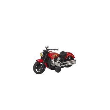 Imagem de Moto Big Chopper c/ Fricção 313 - Bs Toys