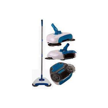 Vassoura Mágica 360º 3 Em 1 Aspirador Pá Limpeza Prático Resistente Perfect d9a388ac553