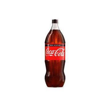 Refrigerante Coca Cola Sem Açúcar Pet 2,25 L
