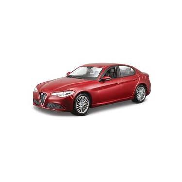 Imagem de Miniatura Alfa Romeo Giulia - Vinho - 1:24
