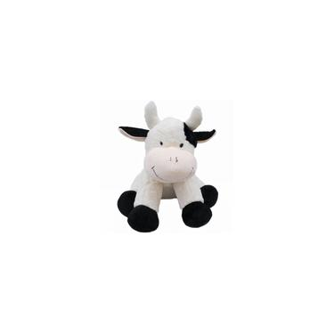 Imagem de Vaca Branca Manchas Pretas 44Cm - Pelúcia
