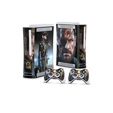 Skin Adesivo para Xbox 360 Fat Arcade - Metal Gear Solid V