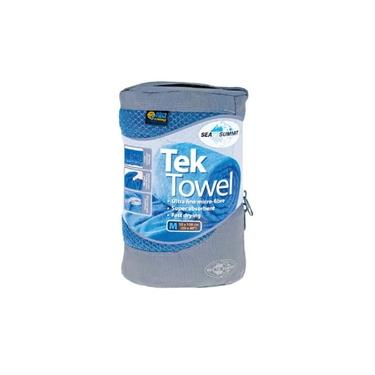 Toalha Tek Towel Ultra Absorvente Azul 801070 Sea To Summit