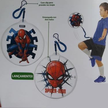 Imagem de Bola Embaixadinha Homem Aranha - Zippy Toys