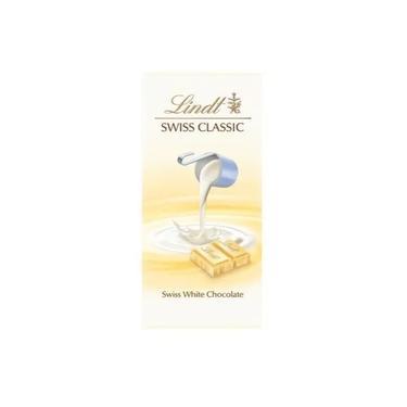 Chocolate Lindt Swiss Classic Branco - 100g -