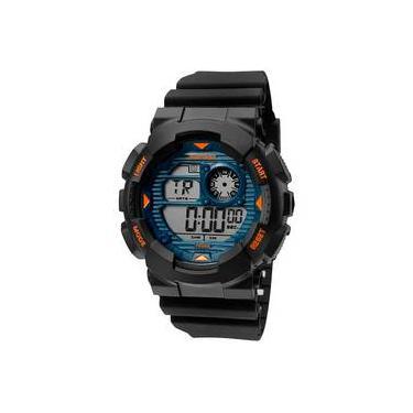 Relógio de Pulso Masculino Mormaii Digital Shoptime   Joalheria ... e32b51200e