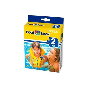 Colete Salva Vidas Intex Pool School
