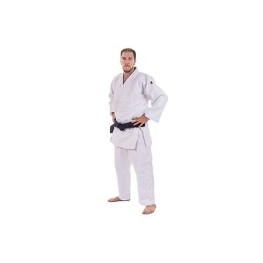 Kimono Judô Mks Combat Extra Heavy Branco 950g/m2 165