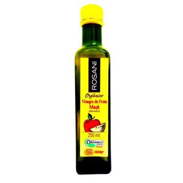 Vinagre de maçã orgânico 250 ml
