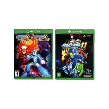 Mega Man 11 + Mega Man X Legacy Collection 1+2 - Xbox One