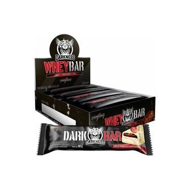 Darkness Whey Bar 90g Caixa Com 8unid - Integralmédica
