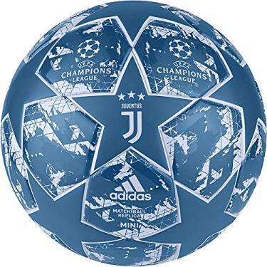 Mini Bola Adidas Juventus UEFA Champions League Finale - Azul
