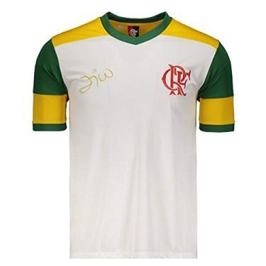 Camisas de Times de Futebol Casuais Flamengo  ce0f0a1f960e1